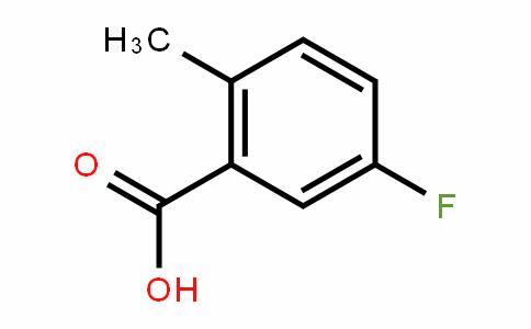 5-氟-2-甲基苯甲酸