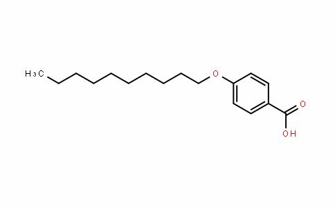 4-正癸氧基苯甲酸