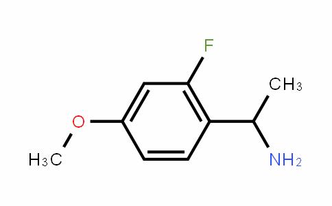 1-(2'-Fluoro-4'-methoxyphenyl)ethylamine