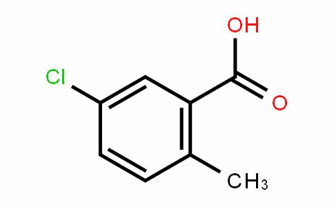 5-Chloro-2-methylbenzoic acid