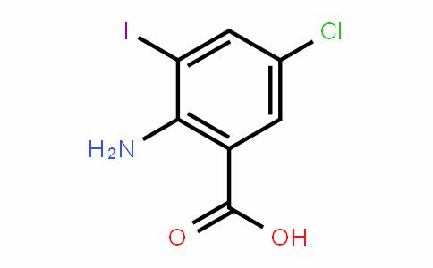 2-Amino-5-chloro-3-iodobenzoic acid