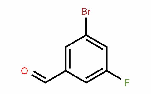 3-溴-5-氟苯甲醛