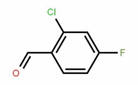 2-氯-4-氟苯甲醛