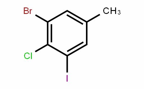 3-Bromo-4-chloro-5-iodotoluene