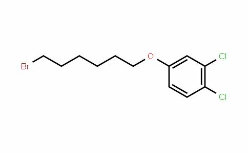 1-Bromo-6-(3',4'-dichlorophenoxy)hexane