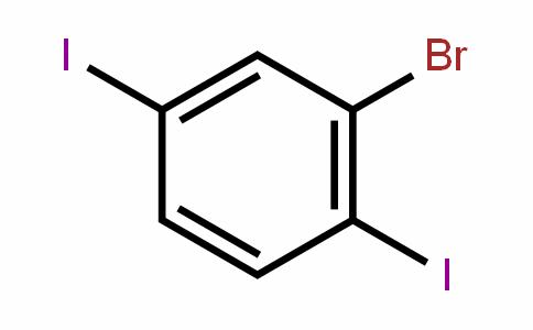 2-Bromo-1,4-diiodobenzene
