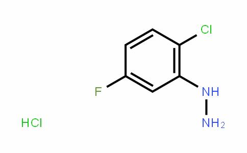 2-Chloro-5-fluorophenylhydrazine hydrochloride
