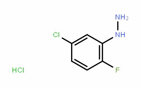 5-Chloro-2-fluorophenylhydrazine hydrochloride