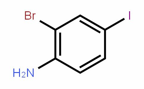 2-Bromo-4-iodoaniline