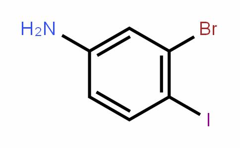 3-Bromo-4-iodoaniline