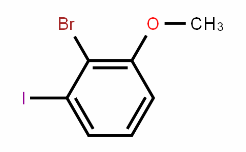 2-Bromo-3-iodoanisole