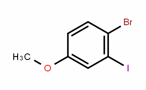 4-Bromo-3-iodoanisole