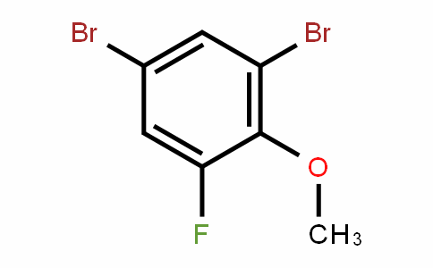 2,4-Dibromo-6-fluoroanisole