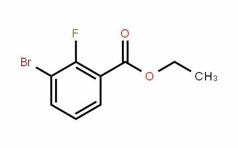Ethyl 3-bromo-2-fluorobenzoate
