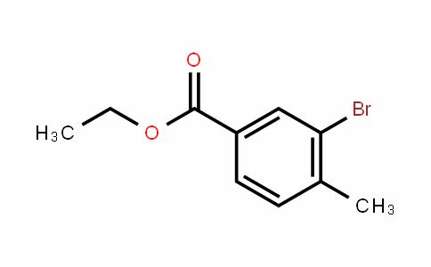 Ethyl 3-bromo-4-methylbenzoate