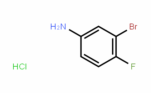 3-Bromo-4-fluoroaniline hydrochloride