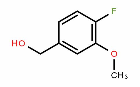 4-Fluoro-3-methoxybenzyl alcohol