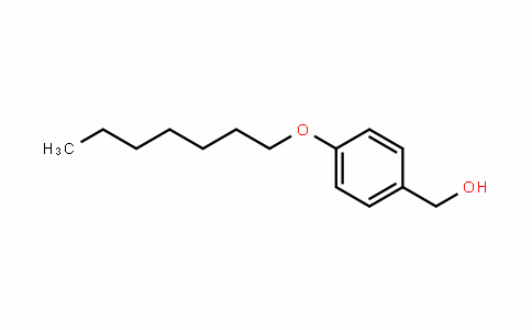 4-n-Heptyloxybenzyl alcohol
