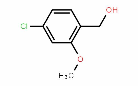 4-Chloro-2-methoxybenzyl alcohol
