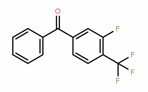 3-Fluoro-4-(trifluoromethyl)benzophenone