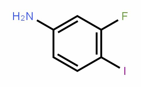 3-Fluoro-4-iodoaniline
