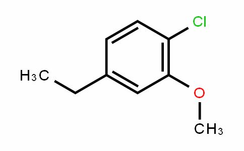 2-Chloro-5-ethylanisole