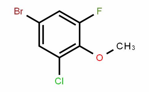 4-Bromo-2-chloro-6-fluoroanisole
