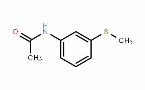 3-Acetamido thioanisole
