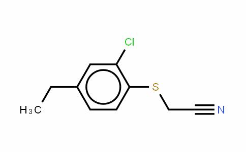 4-Ethylcyano-2-chlorothioanisole
