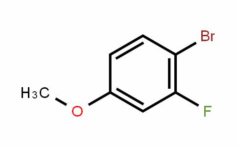 4-Bromo-3-fluoroanisole