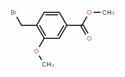 4-溴甲基-3-甲氧基苯甲酸甲酯