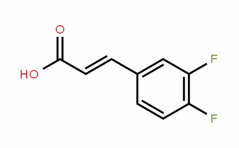 3,4-Difluorocinnamic acid