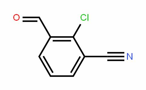 2-氯-3-氰基苯甲醛
