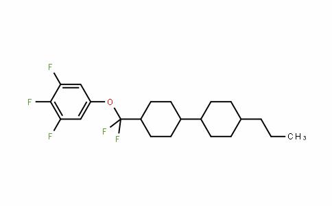 5-[Difluoro(4'-propyl[1,1'-bicyclohexyl]-4-yl)methoxy]-1,2,3-trifluorobenzene