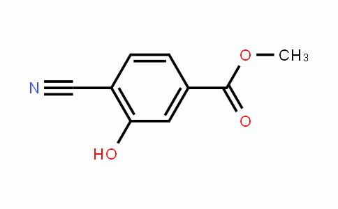 Methyl 4-cyano-3-hydroxybenzoate