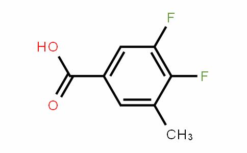 3,4-Difluoro-5-methylbenzoic acid