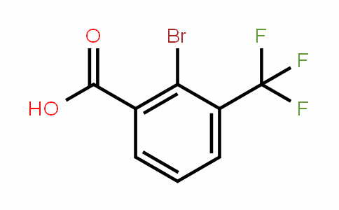 2-Bromo-3-(trifluoromethyl)benzoic acid