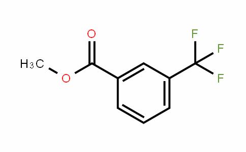 Methyl 3-(trifluoromethyl)benzoate