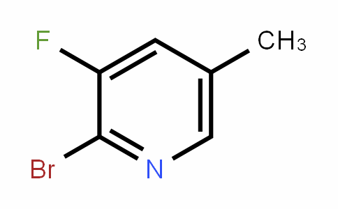 2-Bromo-3-fluoro-5-methyl pyridine