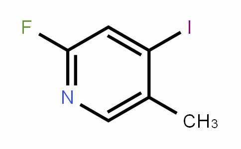 2-Fluoro-4-iodo-5-methyl pyridine