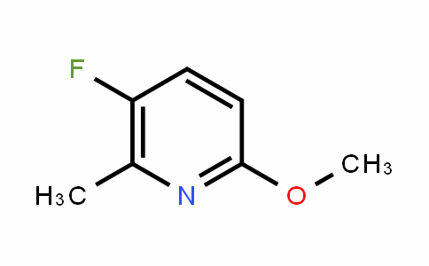 5-Fluoro-2-methoxy-6-methylpyridine