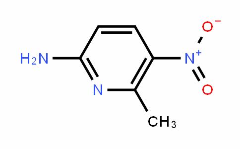 2-Amino-6-methyl-5-nitropyridine
