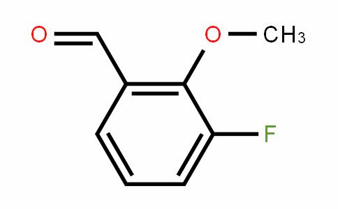 3-Fluoro-2-methoxy benzaldehyde
