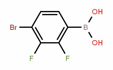 4-Bromo-2,3-difluoroPhenylboronic acid