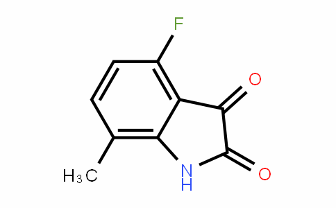 4-Fluoro-7-methyl Isatin