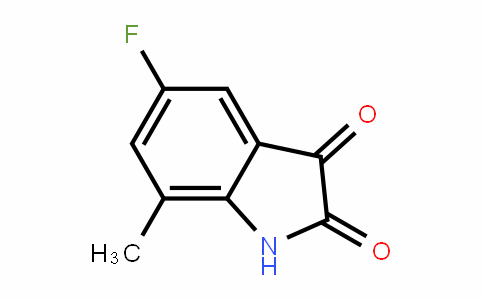 5-Fluoro -7-methyl Isatin
