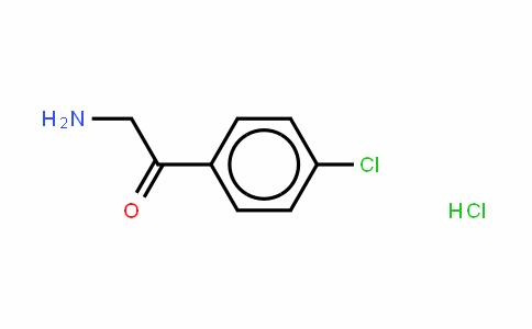 2-Amino-4'-chloroacetophenone hydrochloride[2-Amino-1-(4-chlorophenyl)-1-ethanone hydrochloride]