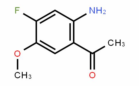2'-Amino-4'-fluoro-5'-methoxyacetophenone