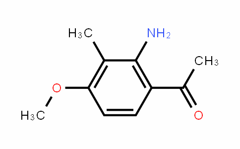 2'-Amino-4'-methoxy-3'-methylacetophenone