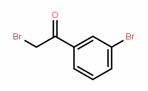 2-Bromo-3'-bromoacetophenone
